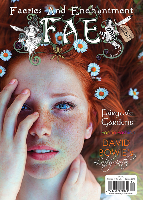 Fae Issue 34 Spring 2016 The Fae Shop